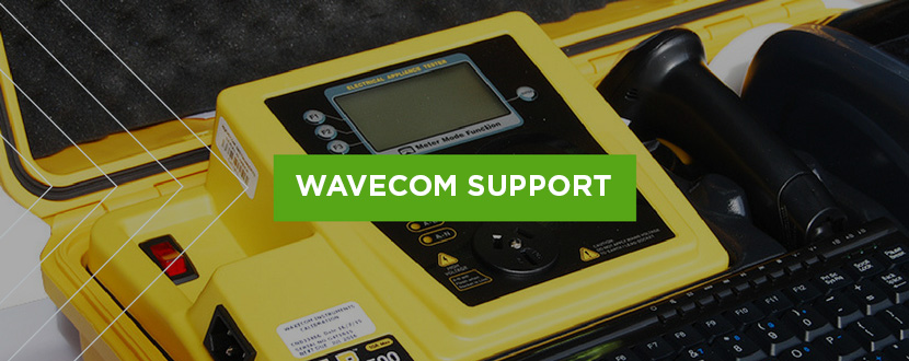 Wavecom Support